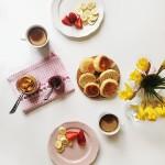 English muffins – slavné snídaňové pečivo!