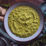 Zelená kari pasta (Green curry paste)