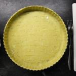 Základní křehké těsto na koláč – Pâte Brisée Sucrée