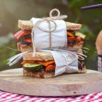 Sendvič ve francouzském stylu z M&S potravin