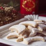 Vanilkové rohlíčky z M&S potravin