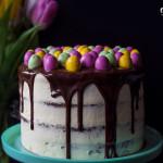 Velikonoční mrkvový dortík z M&S potravin
