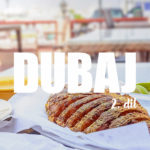 Dubaj – restaurace a bary
