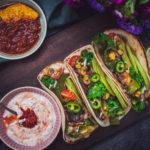 Tacos shoubami z M&S potravin