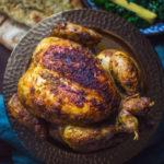 Kuře na indický způsob z M&S potravin