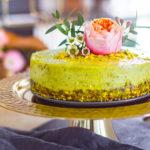 Pistáciový cheesecake z M&S potravin
