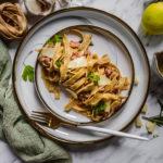 Těstoviny se salsicciou a sýrem pecorino z Cortelazzi surovin